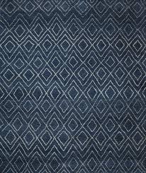 navy blue wool rug rug designs