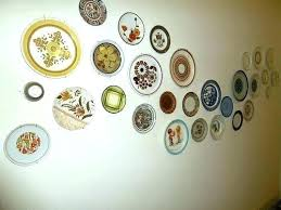 seize the whims random act of hanging plates the plates on wall plates on wall hanging plates on a wall chic design