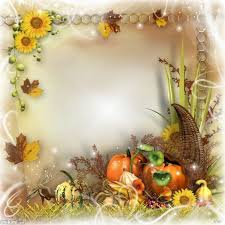happy thanksgiving click to add your photo to this autumn frame