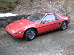 pontiac sports car 1984 pontiac fiero overview cargurus