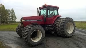case ih 7130 magnum myyty tractors 1990 nettikone
