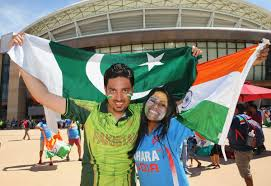 Cricket Flags Icc T20 World Cup 2016 India And Pakistan Cricket Fans Swap Team