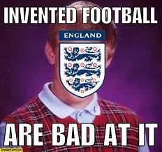 Brian Memes - england invented football are bad it bad luck brian meme starecat com