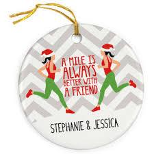 ornaments for a run