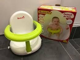siège de bain pour bébé anneau siège de bain pour bébé badabulle ebay