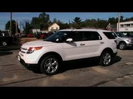 2013 ford explorer review 2013 ford explorer limited review roof of glass nhcarman com
