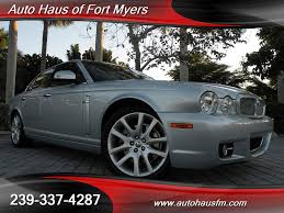 2008 jaguar xj8 ft myers fl for sale in fort myers fl stock