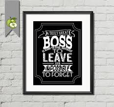 nurse quote gifts boss appreciation gift a truly great boss is hard to find and