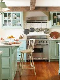 small cottage kitchens white wooden table stainless steel