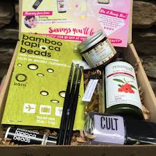 the 411 on monthly vegan subscription boxes coupons vegan