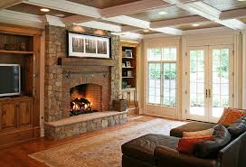remodel living room with fireplace netherton residence fireplace