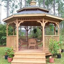 Backyard Gazebo Ideas by Backyard Gazebo Plans Outdoor Furniture Design And Ideas