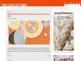 best art websites for current art world news reviews and more