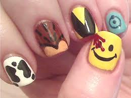 the ultimate star wars blog star wars nail art sharp as nails a
