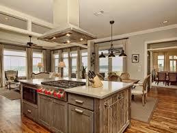 wood island kitchen barnwood kitchen island kitchen design