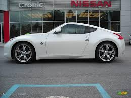 nissan 370z nismo specs 2009 pearl white nissan 370z sport touring coupe 11668868 photo