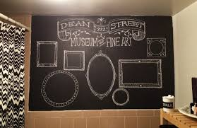 enchanting large chalkboard for kitchen chalkboard table wall