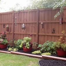 garden kitchen ideas furniture backyard fences fence ideas pictures juice tree grass