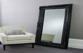 Oversized Floor L Antique Oversized Ikea Mirrors Floor With Chair Design Floor