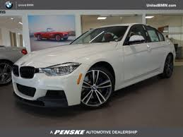 bmw m series for sale 2017 used bmw 3 series m performance edition sedan for sale in