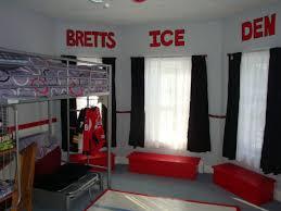 hockey bedrooms hockey room ideas design dazzle