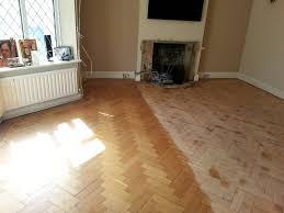 sanding parquet flooring floor professional wood flooring