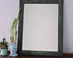 Wood Framed Bathroom Vanity Mirrors by Vanity Mirror Etsy