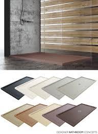 Wooden Shower Tray Silex Designer Rectangular Shower Trays Srp9070