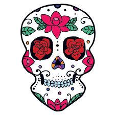 rosa sugar skull temporary taintedtats