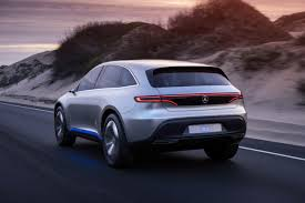 mercedes jeep black mercedes benz concept eq the electric suv of the future