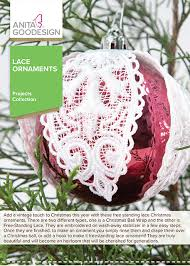 lace ornaments goodesign