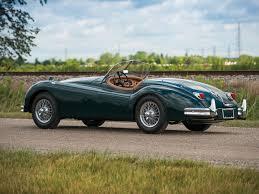 jaguar xk type rm sotheby u0027s 1955 jaguar xk 140 mc roadster hershey 2017