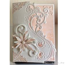 metal cutting dies border lace cover flower scrapbook card paper