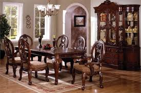 elegant formal dining room sets alluring decor inspiration elegant