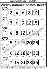 numbers u2013 missing free printable worksheets u2013 worksheetfun