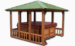 Wooden Pergolas For Sale by Gazebos For Sale Wooden Gazebos For Tubs Arctic Spas