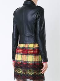 cheap biker jackets loveless parka duffle coats buy loveless biker jacket black women
