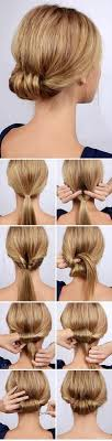 chignon tool 19 unique topsy hairstyles you will look beautiful in