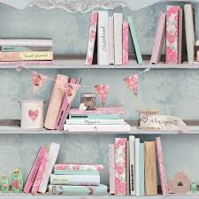 Ebay White Bookcase by Bookcase Pattern Wallpaper White Natural Feature Wall Various