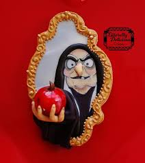 snow white witch cookie connection character themed cookies