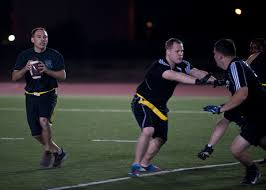Intramural Flag Football Flag Football Season Enters Week Three U003e Nellis Air Force Base U003e News