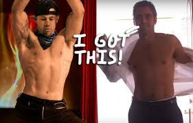 channing tatum stripping magic mike channing tatum offers george clooney a role in the next magic mike