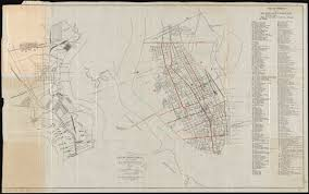 Charleston Sc Map Map Of The City Of Charleston S C And Vicinity Digital