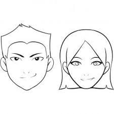 unit 1 draw face face drawings cartoon