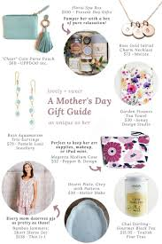 a mother u0027s day gift guide as unique as her with one of a kind