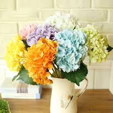 Home Flower Decoration Compare Prices On Purple Flower Bouquet Online Shopping Buy Low