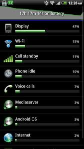 android battery how to check battery usage on android droid lessons