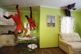 Upside Down House Floor Plans Photos Of This Upside Down House Will Make Your Inner Child Go Crazy