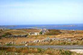 donegal coastal house bloody foreland derrybeg donegal ireland
