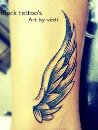 the 25 best small wing tattoos ideas on pinterest small